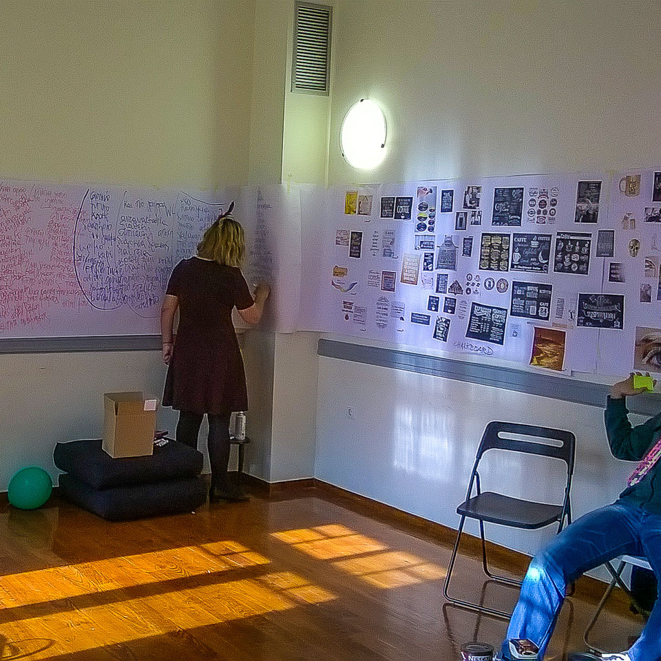 creative brainstorming - improv - improvibe